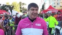 ERDAL İNÖNÜ - Başkan Türel 'Tour Of Antalya'da Pedal Çevirdi