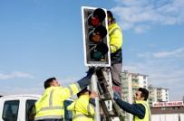 BAĞLUM - Başkent'te 70 Kavşağa Sinyalizasyon Sistemi Kuruluyor