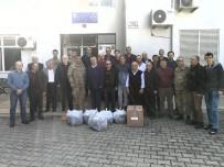 ÜSKÜP - Bedenleriyle TSK Yazan Öğrencilerden Mehmetçiğe Destek Klibi