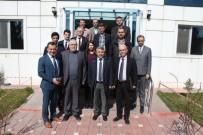 AFYONKARAHISAR TICARET VE SANAYI ODASı - Ekonomi Bakanlığı Yetkilileri, Afyonkarahisar'da İncelemelerde Bulundu