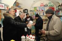 EYÜP SULTAN - Eyüp Sultan Belediyesinden Kilis'e Destek