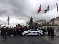 CAN BARTU - Fenerbahçe Tesislerden Ayrıldı