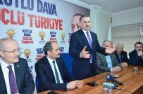 Afrin Operasyonu - Gençlik Ve Spor Bakanı Osman Aşkın Bak Balıkesir'de