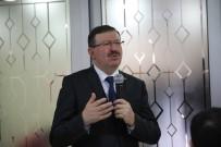 DOĞAN EROL - Genel Sekreter Bayram, Daire Başkanlıklarının Personelleriyle Bir Araya Geliyor