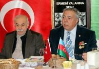 SOYKıRıM - İbrahim Öztek Açıklaması 'Modern Dünya Ermenilerin Yaptığı Katliamlara Sessiz Kaldı'