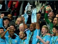 İLKAY GÜNDOĞAN - İngiltere Lig Kupası Manchester City'nin