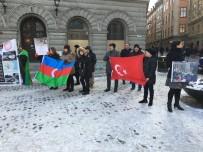 KARABAĞ - İsveç'te Hocalı Katliamı'nın Kurbanları Anıldı