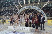 HİDAYET TÜRKOĞLU - Kadınlar Türkiye Kupası'nda Şampiyon Yakın Doğu Üniversitesi