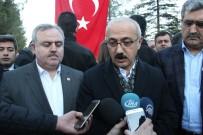 Kalkınma Bakanı Elvan Açıklaması 'Güvenlik Tesis Edilince Suriyelilerin Ülkelerine Dönmesini Arzu Ediyoruz'