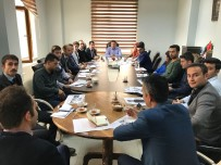 MEHMET ÖZCAN - Kaymakam Özcan Başkanlığında 'Değerler Eğitimi' Konulu Toplantı Yapıldı
