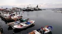 DENİZ ULAŞIMI - Marmara'da Poyraz Etkisini Kaybetti