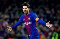 LİONEL MESSİ - Messi rekorlara doymuyor