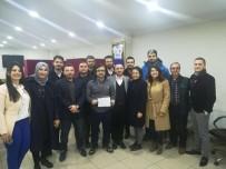 PEYZAJ MIMARLARı ODASı - Peyzaj Mimarları Odası Trabzon Şubesi'nin Seçimle Gelen İlk Başkanı Engin Aktaş Oldu