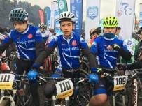 İSMAIL ERDEM - Sancaktepe'de 1. Dağ Bisikleti Yarışması Düzenlendi