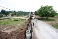ALTıNDERE - SASKİ'den 2 İlçeye 67 Kilometrelik Kanalizasyon Hattı