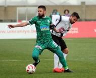 MEHMET ŞAHAN YıLMAZ - Spor Toto 1. Lig Açıklaması Ümraniyespor Açıklaması 1 - Akın Çorap Giresunspor Açıklaması 0