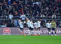 CÜNEYT ÇAKıR - Spor Toto Süper Lig Açıklaması Beşiktaş Açıklaması 3 - Fenerbahçe Açıklaması 1 (Maç Sonucu)