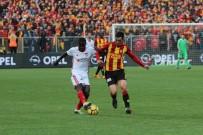 SABRİ SARIOĞLU - Spor Toto Süper Lig Açıklaması Göztepe Açıklaması 1 - Demir Grup Sivaspor Açıklaması 0 (Maç Sonucu)