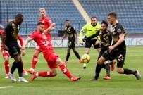 HÜSEYIN GÖÇEK - Spor Toto Süper Lig Açıklaması Osmanlıspor Açıklaması 0 - Antalyaspor Açıklaması 0 (İlk Yarı)