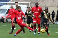 HÜSEYIN GÖÇEK - Spor Toto Süper Lig Açıklaması Osmanlıspor Açıklaması 0 - Antalyaspor Açıklaması 0 (Maç Sonucu)