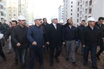 GAZİ YAKINI - TOKİ Başkanı Turan Açıklaması 'Oturmadığımız Daireyi Teslim Etmeyiz'