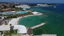ADNAN MENDERES HAVALİMANI - Turizm Cenneti Çeşme, Havalimanıyla 'Uçuşa' Geçecek
