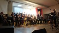ALI ÖZCAN - Türk Sanat Müziği Korosunun Konseri  Burhaniyelileri Coşturdu