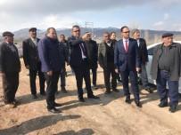KADıOĞLU - Tuzluca Belediyesi Çalışmalara Devam Ediyor