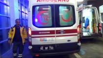 JANDARMA KARAKOLU - Adıyaman'da Otomobil Takla Attı Açıklaması 5 Yaralı