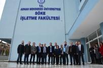 TAHSIN KURTBEYOĞLU - ADÜ Rektörü Prof. Dr. Cavit Bircan'dan Sökelilere Teşekkür