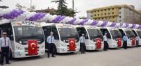KASKO - Afyonkarahisar'da Halk Otobüsleri Seferlerine Son Verdi