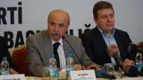 İHRACAT - AK Parti Ekonomi İşler Başkan Yardımcısı Ali Boğa Açıklaması