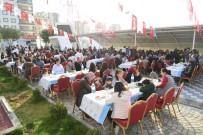 MASAJ - ASKİ Spor Salonu Bahçesinde Kahvaltı Etkinliği