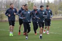 KAYACıK - Atiker Konyaspor, Malatyaspor Maçına Hazırlanıyor
