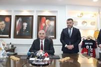 Afrin Operasyonu - Bakan Özlü Açıklaması 'Sınırlarımızın Dibinde Bir Garnizon Devleti Kurulmasına İzin Vermeyeceğiz'