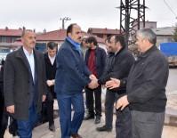 RAMAZAN AKSOY - Başkan Altay, Vatandaşlarla Buluşmayı Sürdürüyor