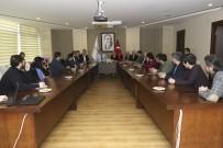 SERBEST BÖLGE - Başkan Aşut Açıklaması 'Teknoloji Dünyanın Merkezine Oturdu'