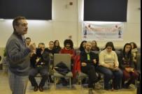 BİSİKLET TURU - Başkan Ataç 'Kent Oyundur Çalıştayı'na Katıldı