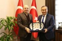 EMEKLİLİK - Başkan Saraoğlu'ndan Başsavcı Gürlek'e Ziyaret