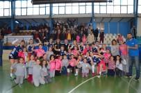 BAYAN VOLEYBOL TAKIMI - Bozüyük Belediye İdman Yurdu Spor, İstanbul BBSK'yı 3-0 Mağlup Etti