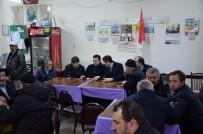 YENIDOĞAN - Bozüyük'te 'Sabah Namazı Buluşmaları' Mehmetçik Camii'nde Devam Etti