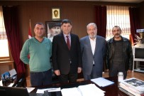 HIZMET İŞ SENDIKASı - Çemişgezek'te Toplu Sözleşme İmzalandı