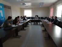 OKUL ZİYARETİ - Denizli İŞKUR'da, MBRD Toplantısı Gerçekleştirildi
