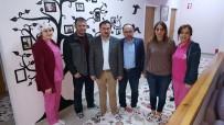 Devrek TSO Başkanı Civak'tan Engelsiz Yaşam Merkezine Ziyaret