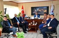 ENGİN ÖZTÜRK - Diyarbakır Yerel Medya Derneği'nden Dicle Elektrik'e Ziyaret