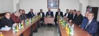 PANCAR EKİCİLERİ KOOPERATİFİ - Erzincan'da STK'lar Özelleştirmeye Tepki Gösterdi