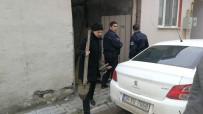 'Foseptik Çukuru Kazıyoruz' Yalanına Polis Kanmadı