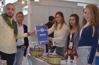 DEVE GÜREŞİ - Germencik Belediyesi, Kıyı Ege Turizm Fuarı'nda İlçeyi Tanıttı