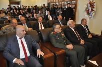 YUSUF İZZET KARAMAN - Hocalı'da Hayatını Kaybedenler Kars'ta Anıldı