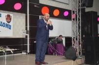 İLAHİYATÇI - İlahiyatçı Yazar Ömer Döngeloğlu, Afyonkarahisar'da Konferans Verdi